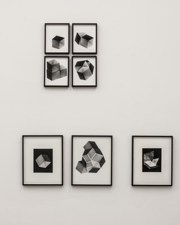 Ausstellungsansicht Benjamin Kummer