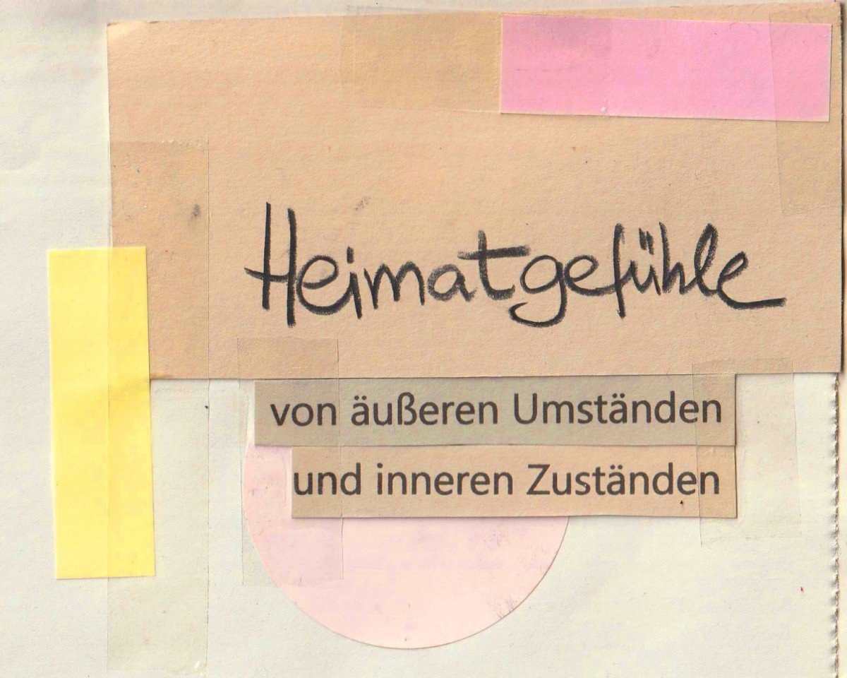 Heimatgefühle Ausstellung Berlin